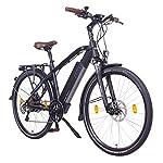 NCM-Bicicletta-Venice-Plus-48-V-28-adatta-per-trekking-bicicletta-elettrica-per-citt-Das-Kit-kit-motore-posteriore-da-250-W-batteria-con-telaio-di-design-con-celle-Li-Ion-Panasonic-16-AH-768-WH-freni-