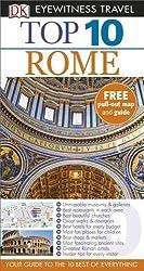 DK Eyewitness Top 10 Travel Guide: Rome by Jeffrey Kennedy (2014-02-03)