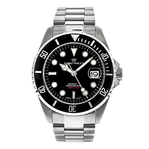 Harken Automatik Herren-Uhr Armbanduhr 4172