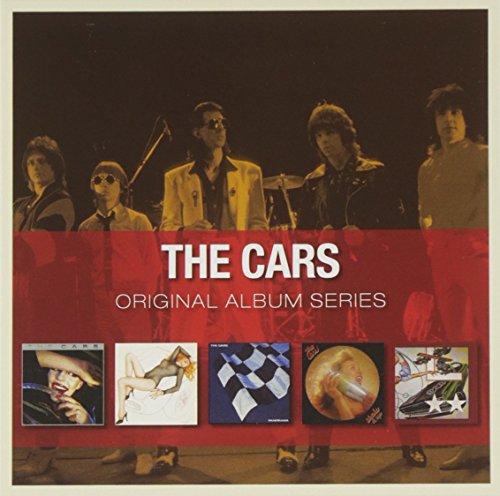 original-album-series-the-cars-candy-o-panorama-shake-it-up-heartbeat-city-coffret-5-cd