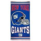 NFL Strandtuch 150x75 cm New York Giants