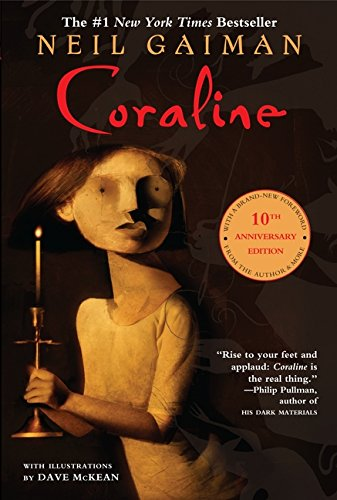 Coraline 10th Anniversary Edition (Little Bear Halloween-geschichten)