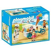 Playmobil 9426 Family Fun Ice Cream Cart
