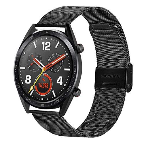 Hunpta@ Ersatz-Uhrenarmband für Huawei Watch GT Active 46 mm -