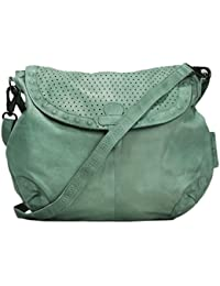 Greenburry Stainwashed Sac bandoulière cuir 40 cm
