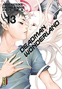 Deadman Wonderland Edition simple Tome 13