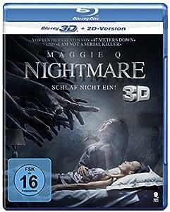 Nightmare - Schlaf nicht ein! [3D Blu-ray + 2D Version]