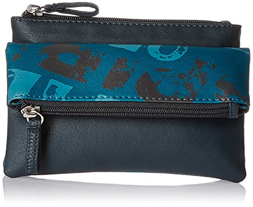 baggit Blue Mobile Pouch (2177920503541)  available at amazon for Rs.465