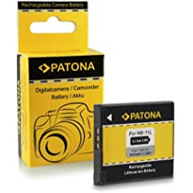 Batteria NB-11L per Canon Ixus 125 HS | 132 | 135 | 140 | 240 HS - PowerShot A2300 | A2400 IS | A2500 | A2600 | A3400 IS | A3500 IS | A4000 IS