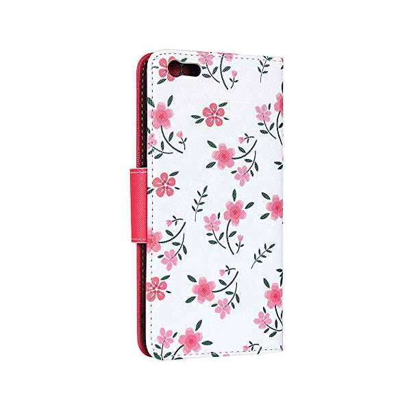 FAWUMAN Case for iPhone 6s /iPhone 6 with Lanyard Premium Flowers PU+TPU Flip Case Wallet Card Slots Mobile Phone Case with Stand Function,Magnetic Closure Protective Case-Red FAWUMAN 1. Compatible model - especially for iPhone 6s /iPhone 6. Before ordering, please choose the right model of the case. 2. Premium Material: Using high quality durable PU leather +TPU outer case, with high quality material lining to avoid scratches and avoid risk of damage to your when dropped. 3.Case offers card slots for credit cards, ID, business cards and cash, cash receipt and invoices. Ideal for festivals, parties or the night at the club. 6