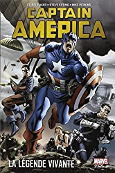 CAPTAIN AMERICA LA LEGENDE VIVANTE