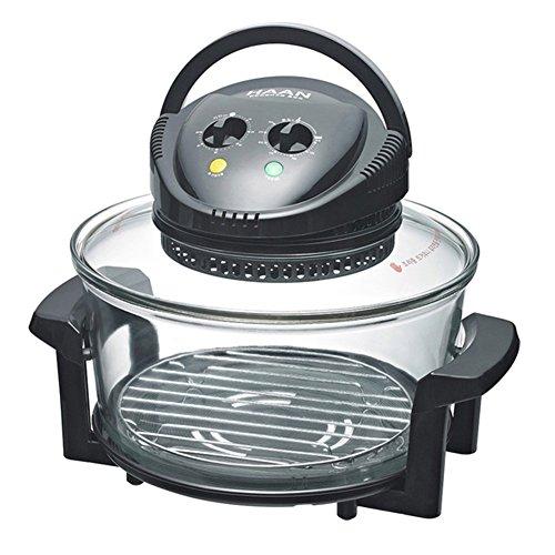 Haan Ho de 2000carbon lightwave Multipurpose halógeno Heating Kitchen Oven