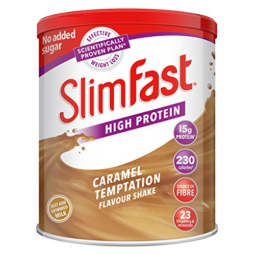 SlimFast-Shake-Powder