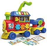 Lisciani Giochi Carotina Baby Trenino 4 in 1, 55722