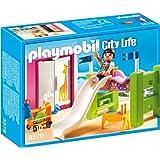PLAYMOBIL 5579 - Kinderzimmer mit Hochbett-Rutsche