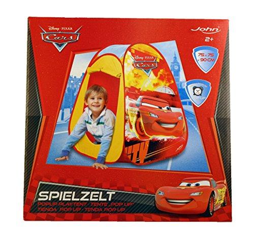John 72544 - Pop Up Spielzelt Cars (Disney Planes-zelt)