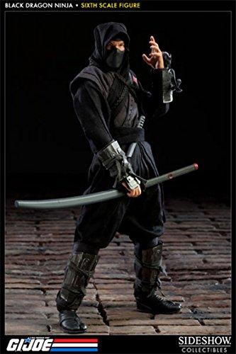 G.I. Joe Actionfigur Black Dragon Ninja 30 cm