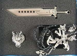 Final Fantasy VII Bijoux CERBERUS