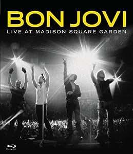 Bon Jovi: Live At Madison Square Garden [Blu-ray] [Import anglais]