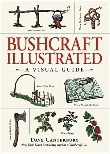 Bushcraft Illustrated: A Visual Guide (English Edition) (Illustrated Ersten Sports)