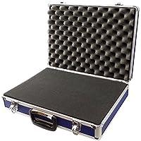 Generic - Funda de espuma acolchada para transporte de 0 x 340 x 115 mm, color azul, 460 x 340 x 115 mm, color azul