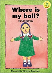 Where is My Ball?: Read-On Beginner (LONGMAN BOOK PROJECT)