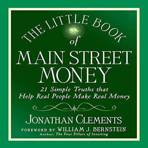 The Little Book of Main Street Money  Audiolibri