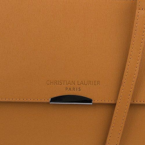Christian Laurier Taylor, Sac menotte pour Femme Camel