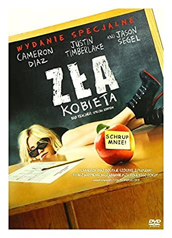 Bad Teacher [DVD] [Region 2] (English audio) by Cameron Diaz