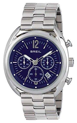 Breil Reloj Cronógrafo para Hombre de Cuarzo con Correa en Acero Inoxidable TW1665