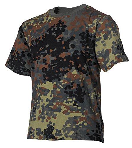 Shirt flecktarn S-XXL (122-176) 158/164,flecktarn 158/164,Flecktarn ()