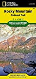 Rocky Mountain National Park: Colorado, USA (Trails Illustrated Map)