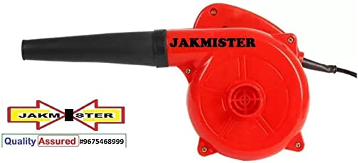 Jakmister Heavy Duty 13,000 Rpm Electric Air Blower Cleaner 65 Miles/Hour, 500 W