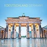 Deutschland 2018 - Germany - Broschürenkalender (30 x 60 geöffnet) - Landschaftskalender - Wandplaner