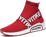 Femme Chaussures de Course Entrainement Chaussures de Sport Walking Légère...