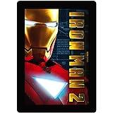 Iron Man 2 - Exklusiv Amazon Japan - Steelbook