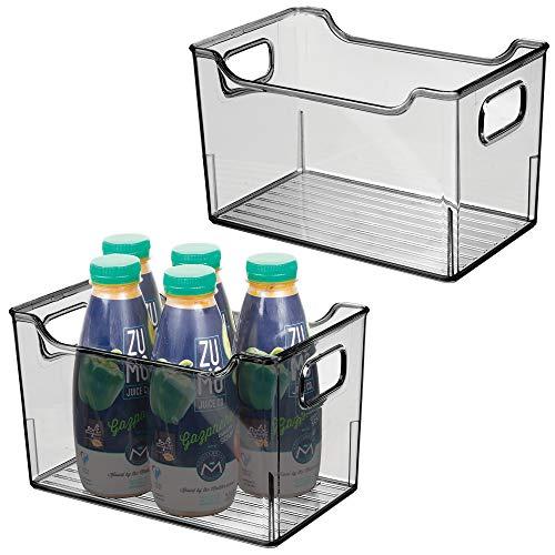 MDesign Juego 2 fiambreras frigorífico – Cajas