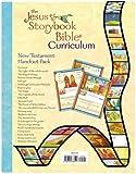 Jesus Storybook Bible Curriculum Kit Handouts, New Testament