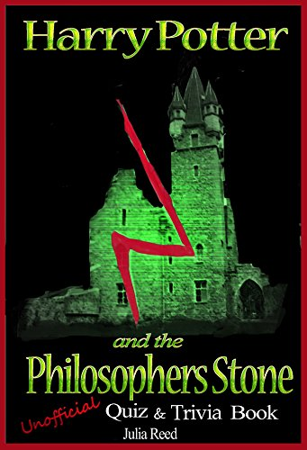 Harry Potter & the Philosopher's Stone: Unofficial Interactive Quizbook: The Unofficial and Unauthorized Interactive Harry Potter Quiz & Trivia Book (English Edition) por Julia Reed