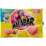 Malabar Tutti Frutti 31 bubble gums 214 g - Lot de 5