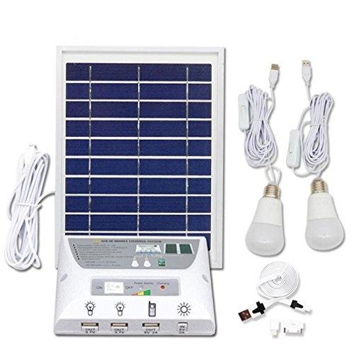 DENG Solar LED Power System Beleuchtung Super