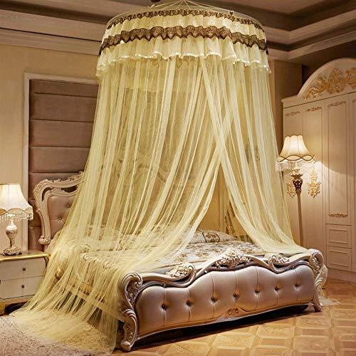 Sunny Kinder Princess Moskitonetz, Übergroße Kinderzimmer Moskitonetz, Mesh Fly Insektenschutz Indoor/Outdoor-Dekoration (Color : A)
