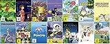 14er Studio Ghibli DVD Set (Anime Set) * [14 DVDs] u.a.Das Wandelnde Schloß, Prinzessin Mononoke