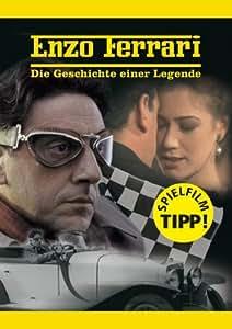 Enzo Ferrari - Die Geschichte einer Legende (Einzel-DVD)