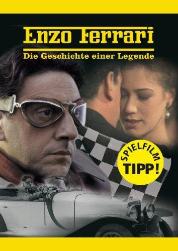 Bild von Enzo Ferrari - Die Geschichte einer Legende (Einzel-DVD)