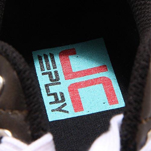 9267O sneaker zeppa JEFFREY CAMPBELL ZOMG LEA scarpa donna shoe woman Grigio