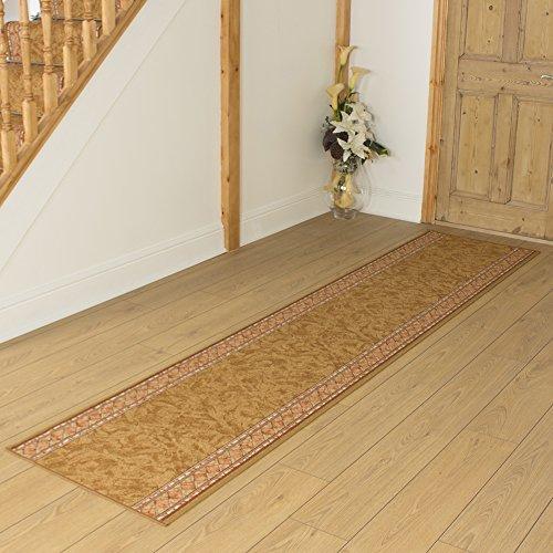Cheops Beige - Long Hall & Stair Carpet Runner