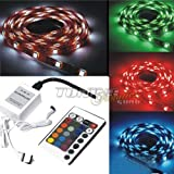 10m HIGH Power RGB LED SMD 5050 Strip Kette Streifen Band Lichtleiste Leiste