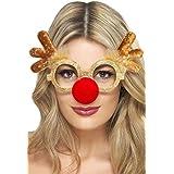 Smiffy's - Máscara para disfraz de adulto Miffy (41053)