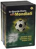 Super Offert 8 DVD Mondiali Di Calcio – 50 Anni Di Storia Dei Mondiali Pelé, Ronaldo, Roberto Baggio, Just Fontaine, Eusébio, Gary Lineare, Gabriel Batistuta